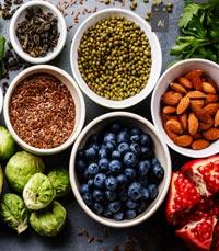 לצרוך מזונות עונתיים