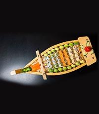 סירת השף- מיקס סושי