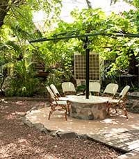 צל תמר- מסעדה בחיק הטבע