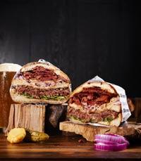 רובן- רשת ההמבורגרים והבשרים החמים