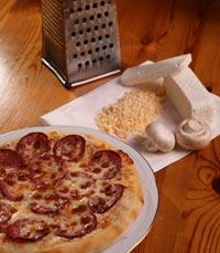 מגוון תוספות בפיצה של פיצה קרוזו