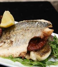 בין הקשתות ירושלים - מסעדת דגים כשרה