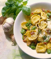מנות טעימות ונדיבות במסעדת לוצ'נה