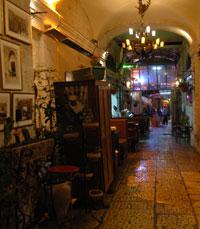 וורסווה ירושלים - הבר הראשון בעיר העתיקה