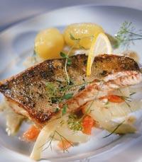 דגים בעיקריות - מסעדת ארמנדו תל אביב