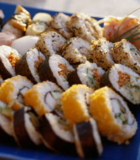 מסעדת יאמוטו כרמיאל - ספינת סושי