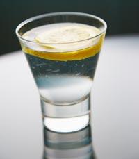 אפשר לשתות את הערק עם לימון