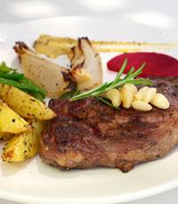 מסעדת בשרים מעולה - La Marjolaine