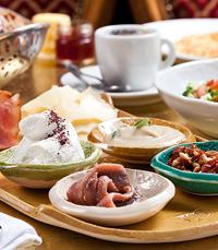 דלאל: ארוחת בוקר חורפית