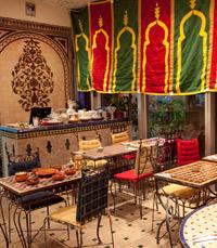 עיצוב מרוקאי אותנטי - אל מגרב תל אביב