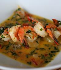 פירות ים במסעדות