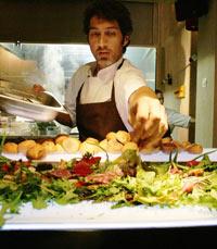 השף אלדד שם טוב למסעדת שקוף
