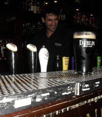 מנסה בכל פעם בירה אחרת - דבלין