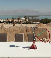 מסעדות בים המלח: הנוף