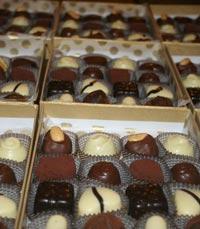 על שוקולד ואהבה