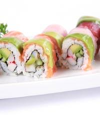 מגוון נהדר של סושי - קיוטו הרצליה
