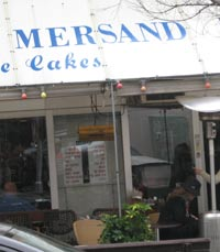 קפה מרסנד, בן יהודה תל אביב