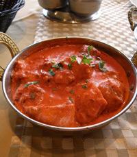 מנות צבעוניות וריחניות - מסעדה הודית