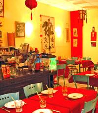 קטנות, חמות, מסורתיות - מסעדות סיניות