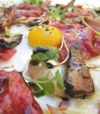 השף ליאור חפצדי למסעדת לארא ירושלים