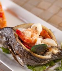 דגים ופירות ים בלה פרובינציאל - מושב גיאה