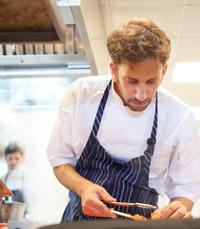 השף שרון כהן למסעדת שילה