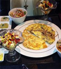 ארוחת בוקר בקקאו קריית אונו