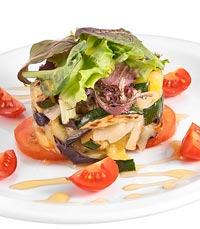 ארוחה עסקית במסעדת ליליות