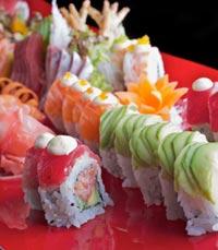 סושי, סושי ועוד סושי