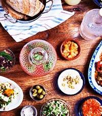 המסעדות של אבן גבירול - לא תצאו רעבים