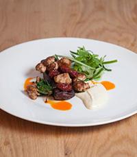 אנג'ליקה - מסעדת שף יוקרתית