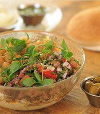 קסיופאה - מסעדת חומוס שף