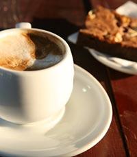 קפה 443 - הפוגה קטנה ומפנקת