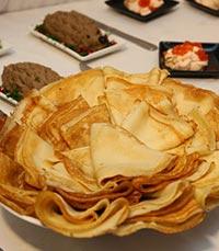 טרקיטר - הזמנה למטבח רוסי מרתק