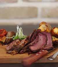 דומיניק קיטשין בר - התמחות בבשר