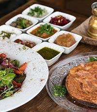 מטבח ערבי שורשי-אותנטי