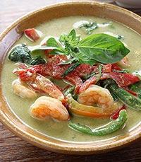 אוכל רחוב תאילנדי - טייגר לילי