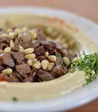 אבו נאסר- מסעדת גריל בסכנין
