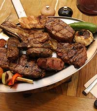 בוצ'רי אחוזת בשר- מסעדה של קצבים