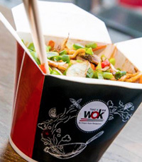 Take A Wok מסעדת רחוב אסייתית בירושלים