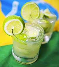 מבחר אלכוהול בקאסה דו ברזיל