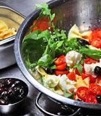 לה טרטוריה - מסעדה איטלקית אמתית