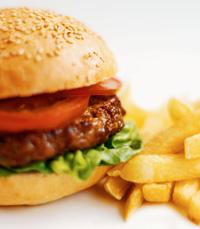 ההמבורגר מהדגל - מוזס ראשון לציון