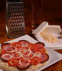 פיצה קרוזו מתאימה להורים ולילדים