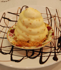 סיסי בטעם איטלקי הוד השרון - קינוחים