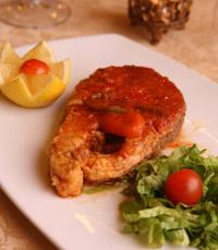 המסעדה היהודית בני ברק - מגוון דגים