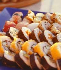 היה משובח, מסעדת סושי מאניה רעננה