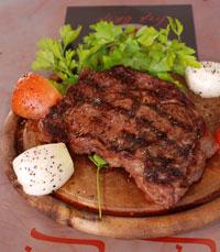הסטייק של מסעדת גלאט גריל רחובות