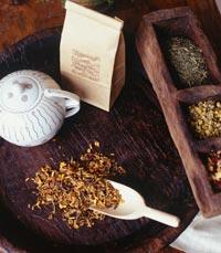 מסיימים בחליטת תה במסעדת תאנים בירושלים
