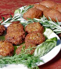 נוף מול הואדי - אוכל ואירוח מסורתי